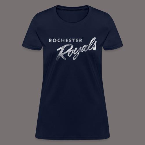 Rochester Royals - Women's T-Shirt