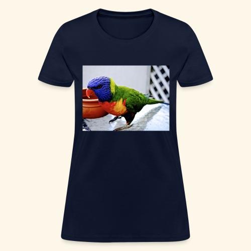 amazing bird - Women's T-Shirt