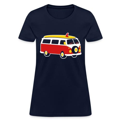 Van - Women's T-Shirt
