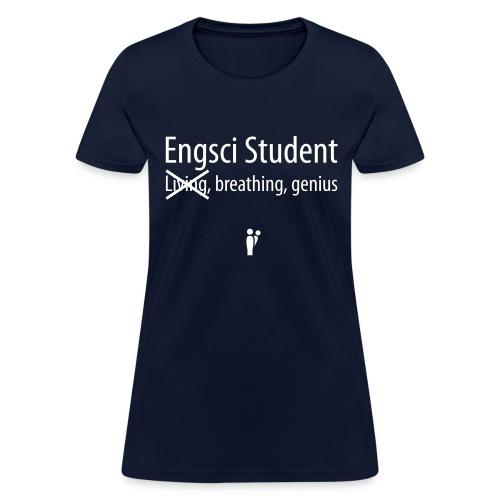 engsci student - Women's T-Shirt