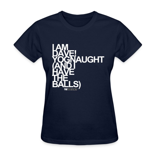 Yogscast Dave Yognaught - Women's T-Shirt