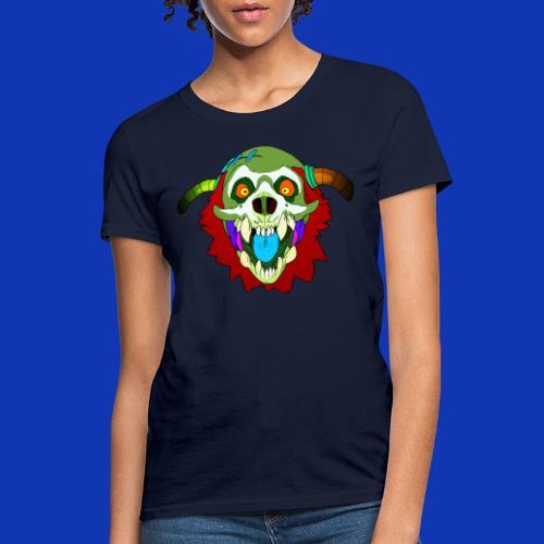 Mindskull T-shirt - Women's T-Shirt