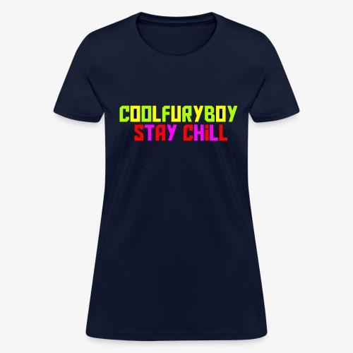 CoolFuryBoy - Women's T-Shirt