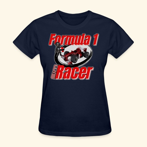 Formula 1 Sim Racer - Women's T-Shirt