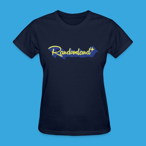 Randomland Ghosted - Women's T-Shirt