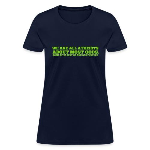 3 copy png - Women's T-Shirt