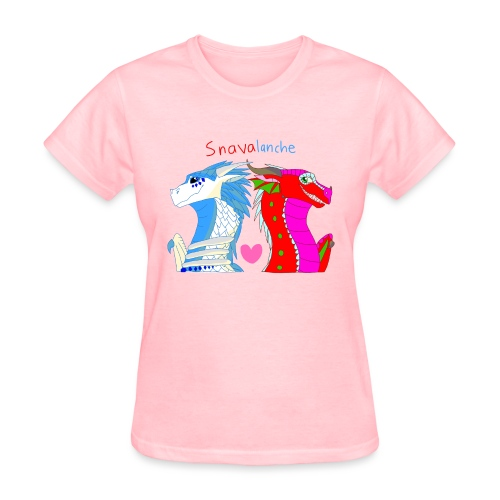 Snavalanche Updated - Women's T-Shirt