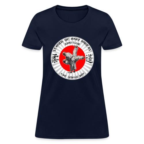 Judo Shirt Judo Accessories School of Hards Knocks - Women's T-Shirt