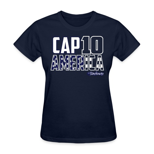 cap10red - Women's T-Shirt