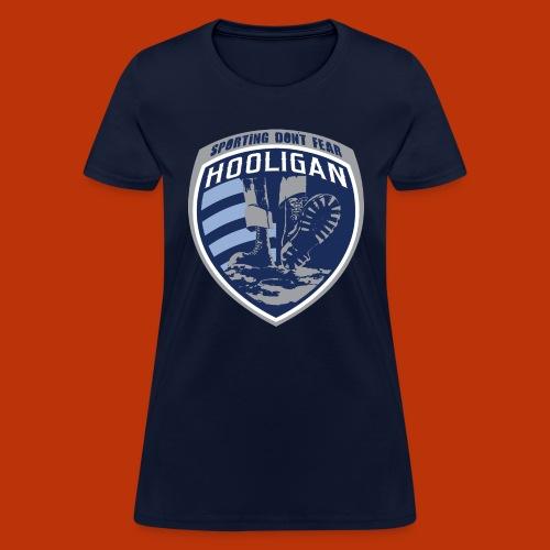 Sporting Dont Fear - Women's T-Shirt