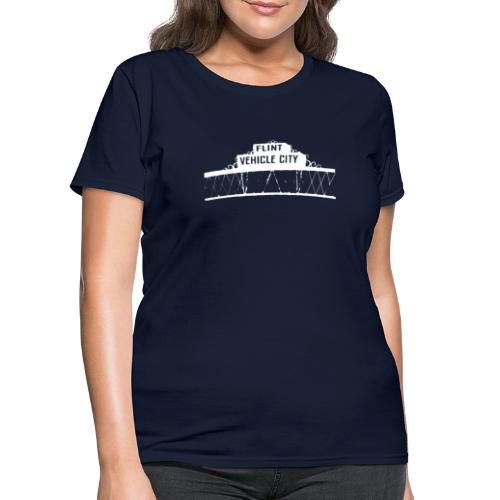 Flint Vehicle City - Women's T-Shirt