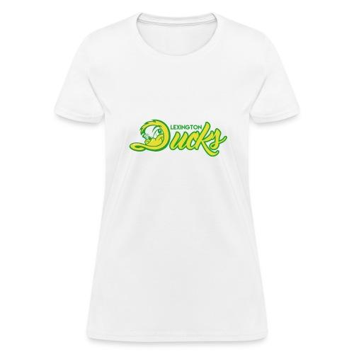 Lexington Ducks - Women's T-Shirt