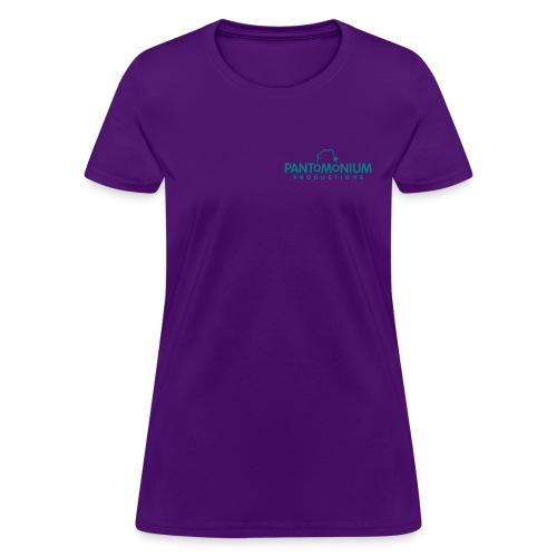 pantomonium tshirt logo sm - Women's T-Shirt