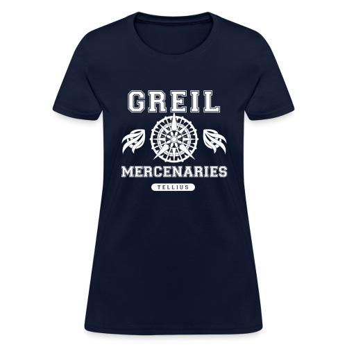 Greil Mercs - Women's T-Shirt
