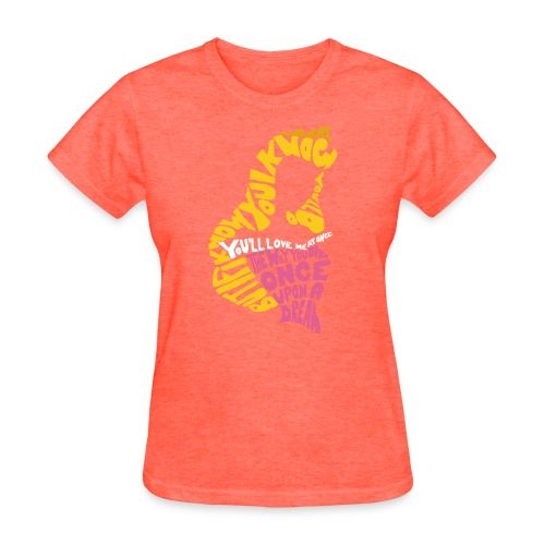 beauty - Women's T-Shirt