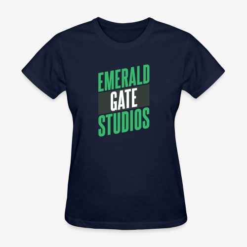 Emerald Gate Action Movie - Women's T-Shirt
