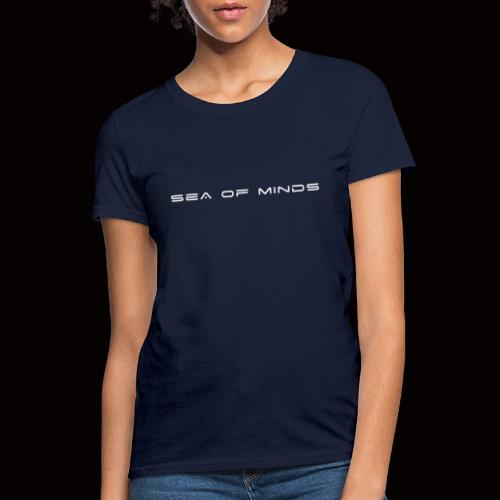 Sea of Minds blanc - Women's T-Shirt
