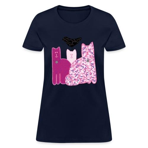 miranda cat shirt with tags - Women's T-Shirt