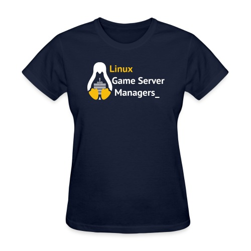 Linux Game Server Managers - Women's T-Shirt