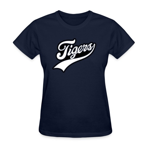 IV Tail on Various - Women's T-Shirt