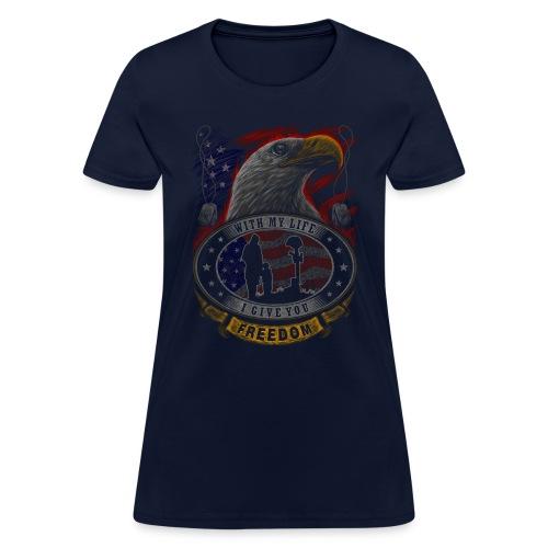 eagle7 - Women's T-Shirt