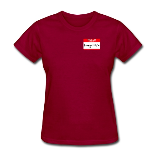 fargothix - Women's T-Shirt