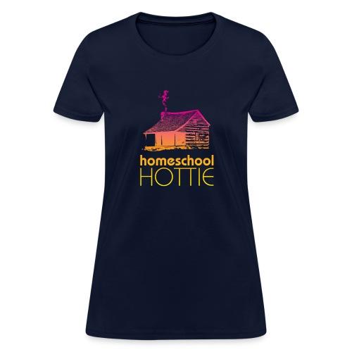 Homeschool Hottie PY - Women's T-Shirt