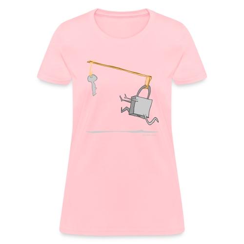 lock - Women's T-Shirt