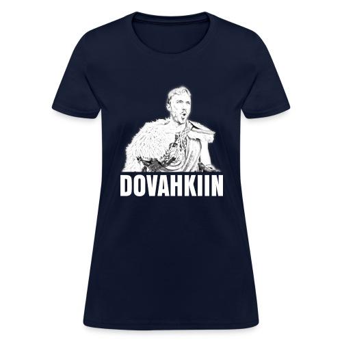 konradthomasdesigndovahking - Women's T-Shirt