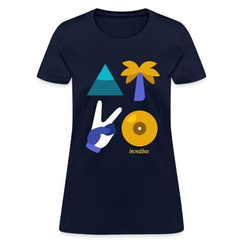 visu-freshicons - Women's T-Shirt