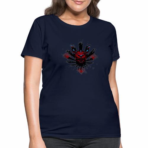 Japanese Mask - Women's T-Shirt