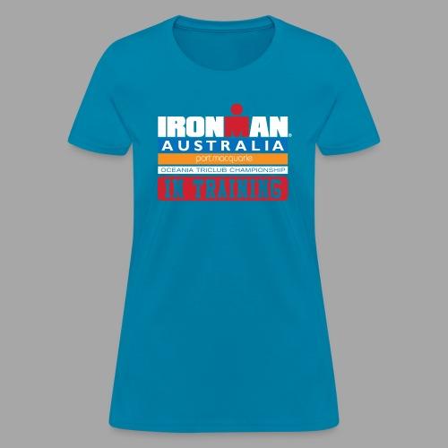 IRONMAN Australia alt - Women's T-Shirt
