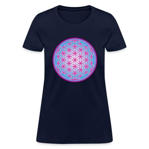 Women's Flower of life shirt - Women's T-Shirt