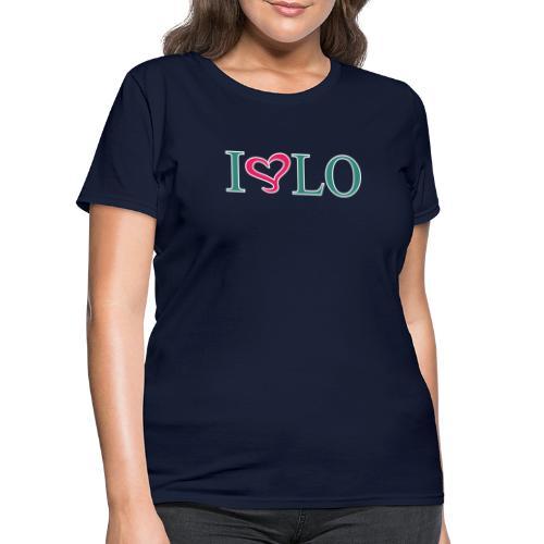 ILOVELO - Women's T-Shirt