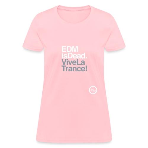 Pure Trance Logo - Women's T-Shirt