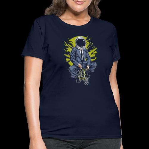 Bike to Work Space - Women's T-Shirt