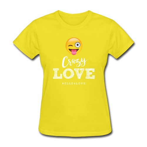 Crazy Love - Women's T-Shirt