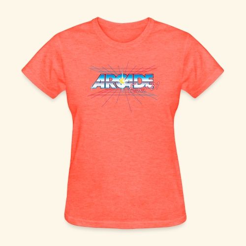 arcade fever 81 motiv2 - Women's T-Shirt