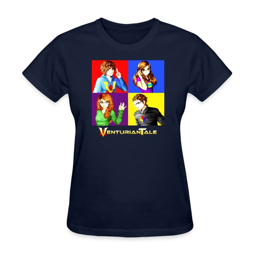 VenturianTale Group New - Women's T-Shirt