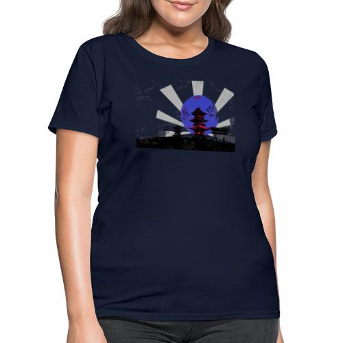 Japanese Art - Women's T-Shirt