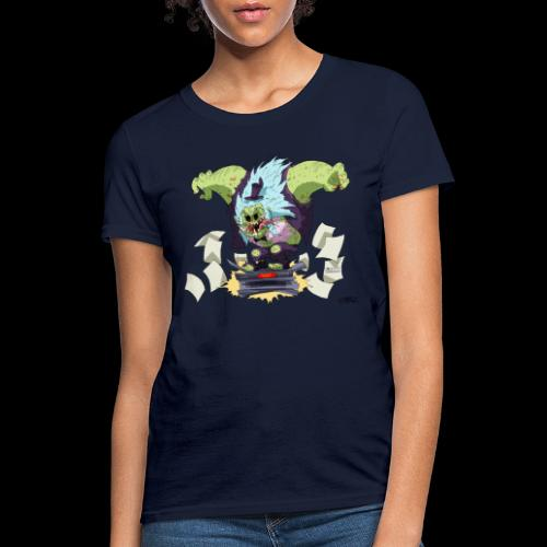 Printing - Women's T-Shirt