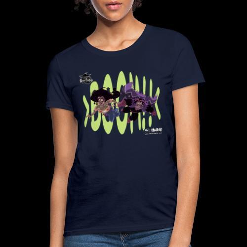 Boom! - Women's T-Shirt