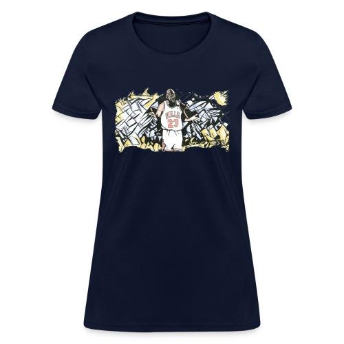 MJ - Women's T-Shirt