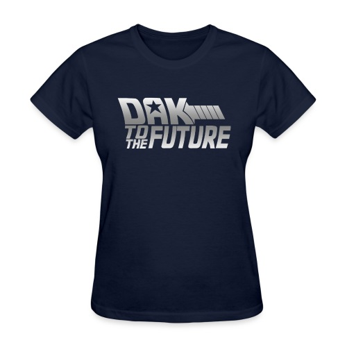 Dak To The Future - Women's T-Shirt