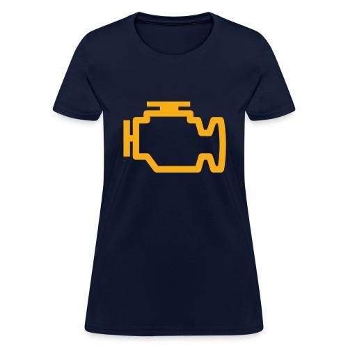 Check Engine Light CEL - Women's T-Shirt