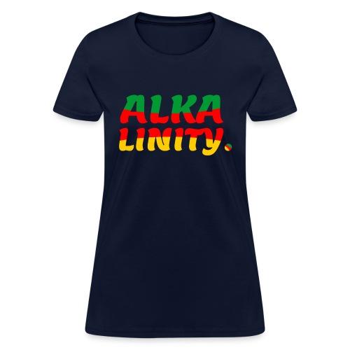 Alkalinity - CLR - Women's T-Shirt