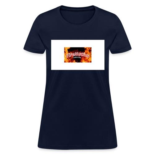 FireNation - Women's T-Shirt