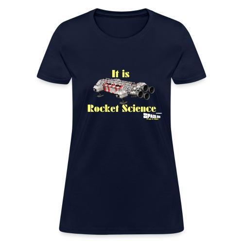 It's Rocket Science Tee - Women's T-Shirt