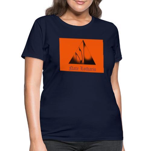 Orange Logo 2 - Women's T-Shirt