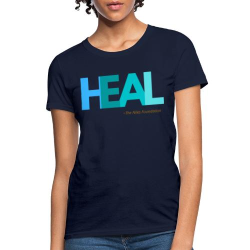 HEAL - Women's T-Shirt